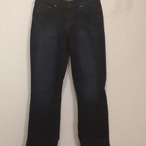 Levi's 529 Curvy Boot Cut 8M Jeans